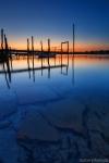 Hejlsminde-Hafen-Sonnenuntergang