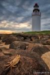 Leuchtturm-Traeskohage-Fyr