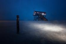 st-peter-ording-stelzenhaus-blitzen-foto-kurs