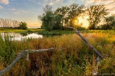 Altmark-Sonnenuntergang-Natur-pur
