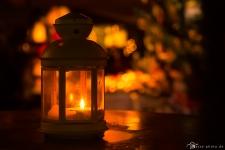 Laterne-Weihnachtsmarkt