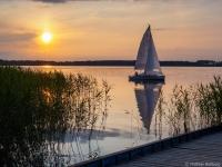 Arendsee-Segelboot