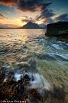 Elgol-Schottland-Welle