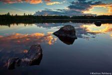 loevsjoen-schweden-sonnenuntergang-see