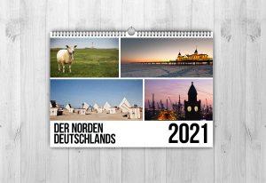 Kalender Norddeutschland 2021
