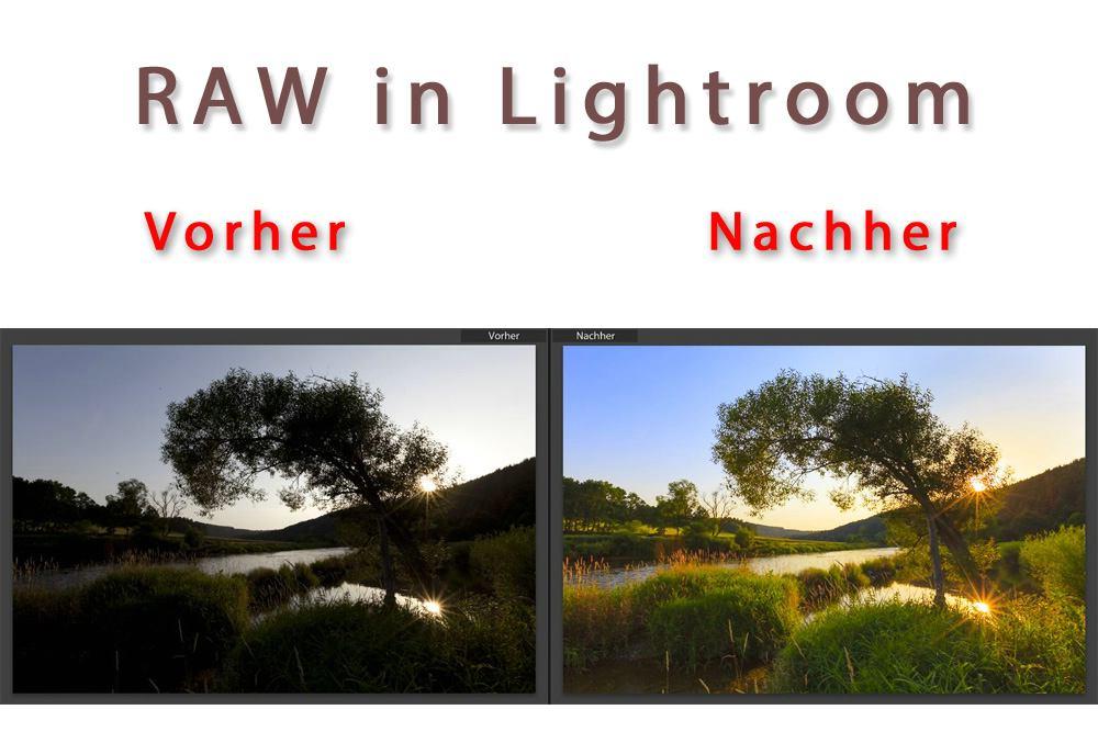 RAW | Vorher – Nachher Bilder